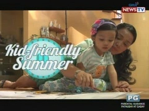Good News: Fun summer activity ideas for kids and moms