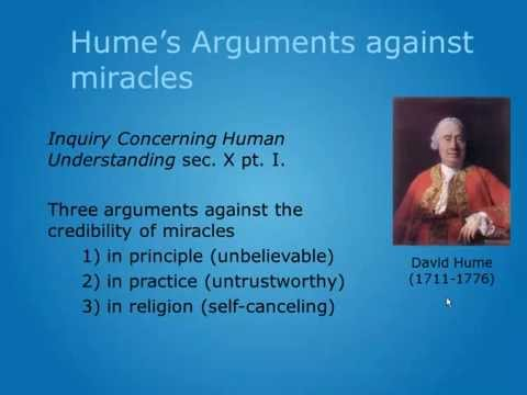 Problem of Miracles