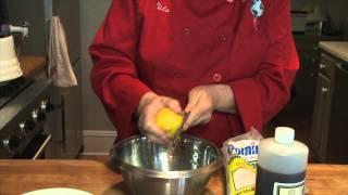 Angel Food Cake With Lemon Cream & Berries : Angel Food Treats view on youtube.com tube online.