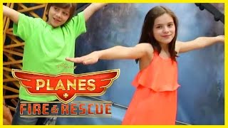 PLANES: FIRE & RESCUE! EXCLUSIVE SCREENING!  |  KITTIESMAMA