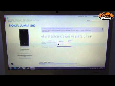 descargar zune pc para nokia lumia 710