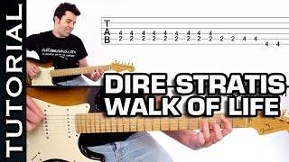 """Aprende a tocar """"Walk of life"""""""