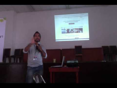 Langing Pages - Isro Talk - Startup Weekend Playa del Carmen 2014
