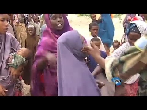 Famine looms over Somalia