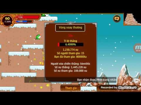 Hack Vòng Quay May Mắn Ninja School