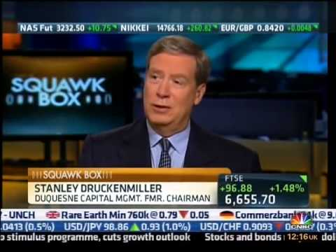 Stanley Druckenmiller - The Fed, Seniors v Kids, Gold Bull Market