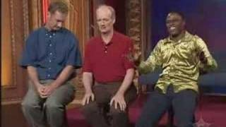 Whose line - Lets make a Date (Ryan boa Constrictor)