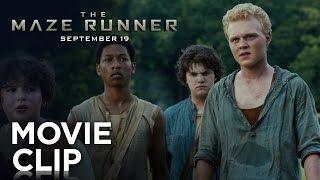 "The Maze Runner   ""Doors"" Clip [HD]   20th Century FOX"