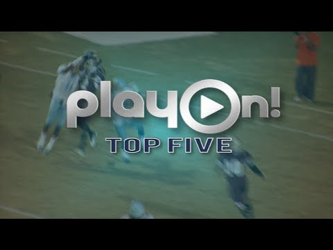 PlayOn! Georgia High School Football Top 5 Week 7- Plays