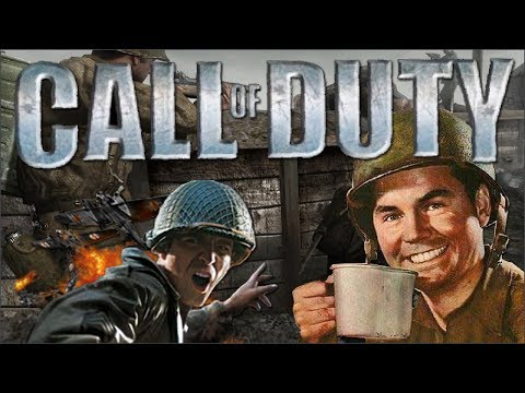 Call of Duty antes de ser Call of Duty