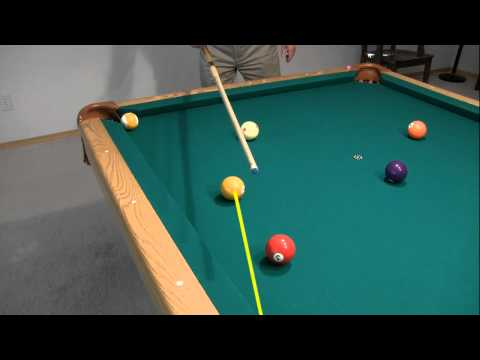Carom-Shot Trisect-Draw System - from