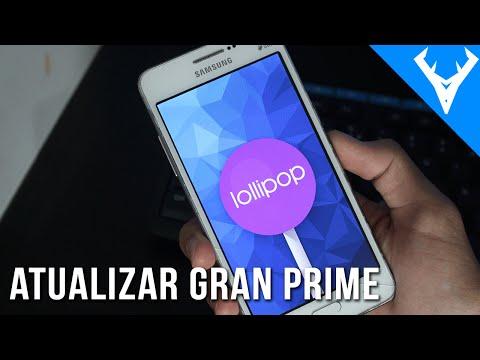 Como atualizar Gran Prime para Android 5.0.2 Lollipop