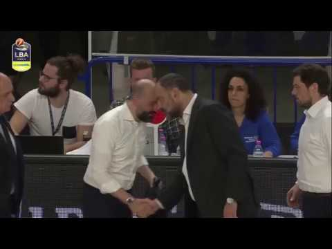 Copertina video Dolomiti Energia - OriOra Pistoia 82-73