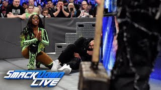 Jey Uso vs. Harper: SmackDown LIVE, April 17, 2018