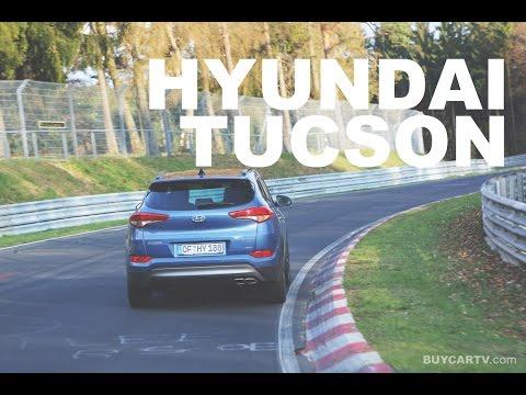世界級跑旅 Hyundai All New Tucson | 海…