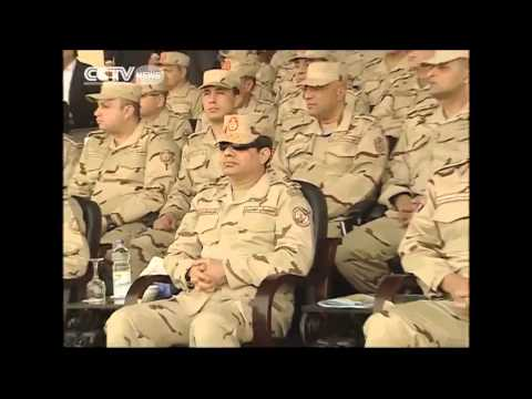 Abdel Fattah al-Sisi Resigns as Military Chief