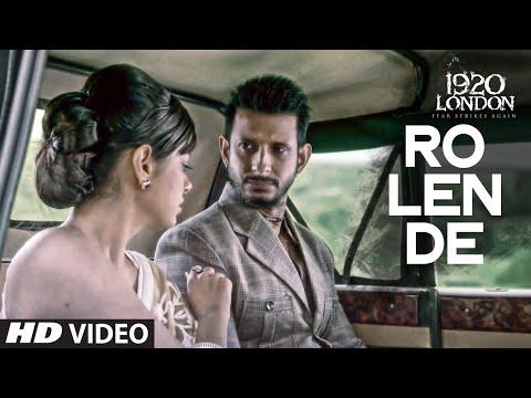 Aaj Ro Len De Video Song   1920 LONDON   Sharman Joshi, Meera Chopra, Shaarib and Toshi   T-Series