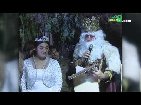 Gines se prepara para los días de la ilusión con la Cabalgata de Reyes Magos y el Heraldo Real