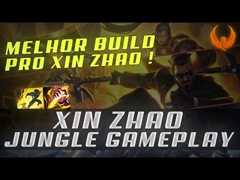 Xin Jungle S Pro Build