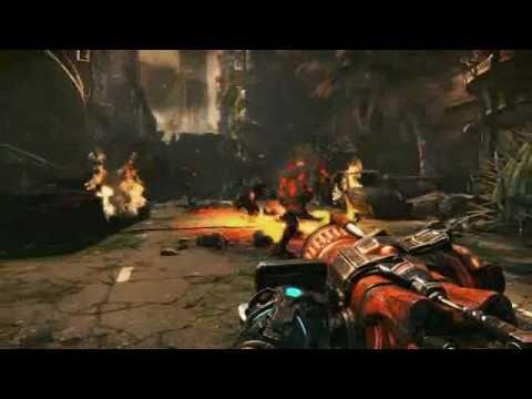 Новый геймплейный трейлер Bulletstorm
