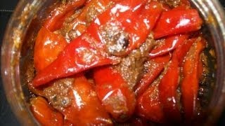 Lal Mirch Ka Achaar Monica Keswani Chef's Special
