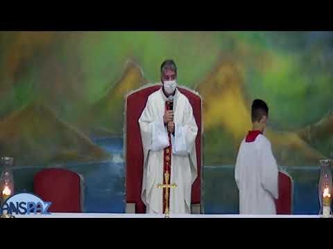 Santa Missa | 08.05.2021 | Sábado | Padre Robson Antônio | ANSPAZ