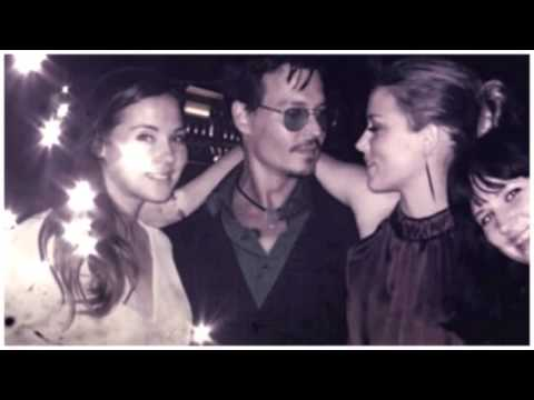 JOHNNY DEPP & AMBER HEARD - WITH OR WITHOUT YOU