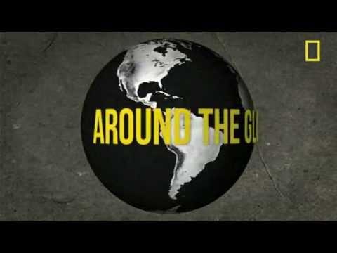 7 Billion National Geographic Magazine