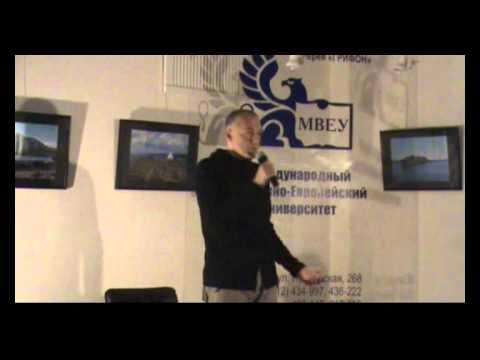 Олег Нестеров - о целостном человеке
