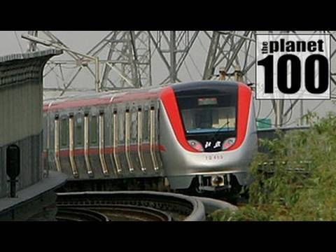 Planet 100: China Looks To Rail The US (3/15)