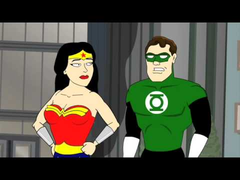 The Dark Knight Meets Superman Part 2, The Justice League and a completely ordinary human save the city. See more at http://www.collegehumor.com/originals , check us out at our mobile site and fol...