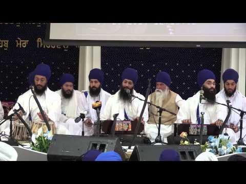 Bhai Sarbjit Singh (Gurdaspur) - Har Man Dhan Vasiya Soee - San Jose April 2014