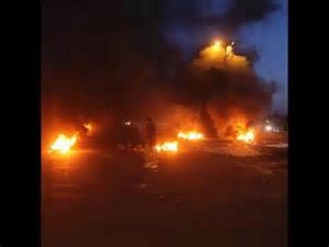 2014 July 14 Breaking News Libya closes Benghazi airport after Islam terrorists fire at USA drones