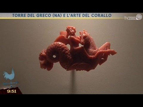 Torre del Greco (NA) e l'arte del corallo