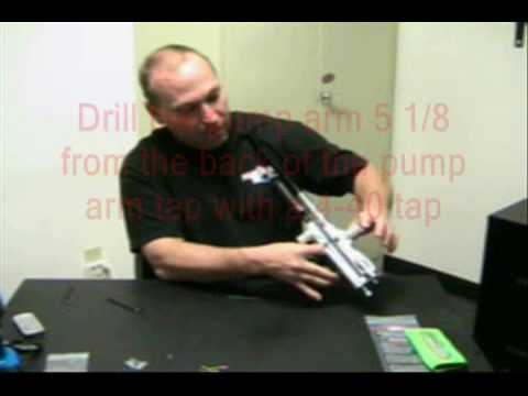 GAT PRODUCTS  Auto Trigger Installation PART 2 (Temporary)   PART2