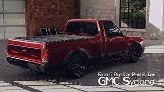 Forza 5 Drift Car Building & Tuning #11 GMC Syclone