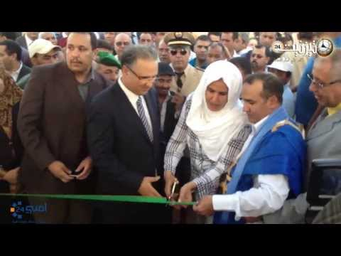 افتتاح مهرجان قوافل سيدي افني 2013