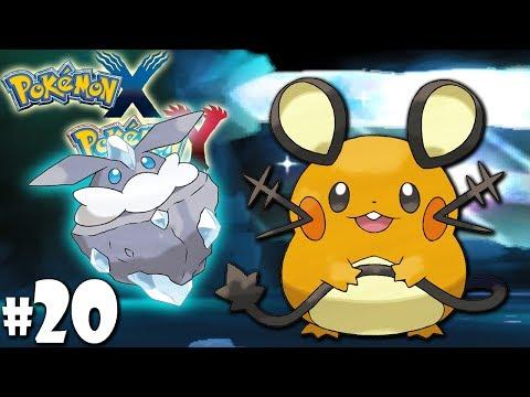 Pokemon X and Y Dual Gameplay Walkthrough: Drop That Dedenne! PART 20 (Nintendo 3DS Episode)