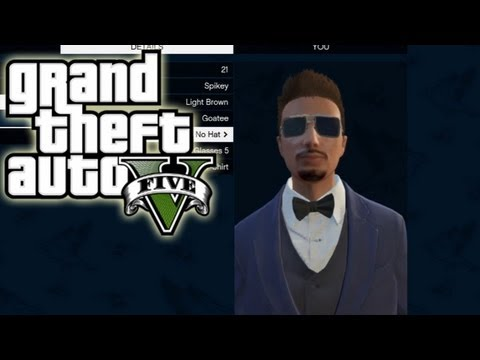 ★ GTA 5 - PIMP DADDY | Character Customization
