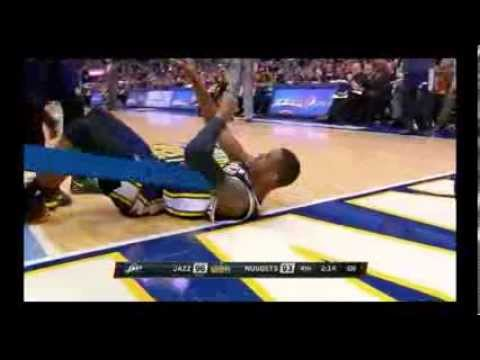 NBA CIRCLE - Utah Jazz Vs Denver Nuggets Highlights 13 Dec. 2013 www.nbacircle.com
