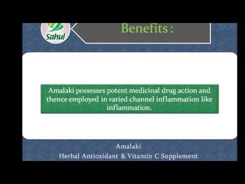 Benefit of Use Amalaki by sahul