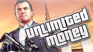 How To Get Unlimited Money In GTA 5 [GTA V Cash]