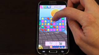 Candy Crush Saga Samsung Galaxy S4 Unlimited Lives Hack