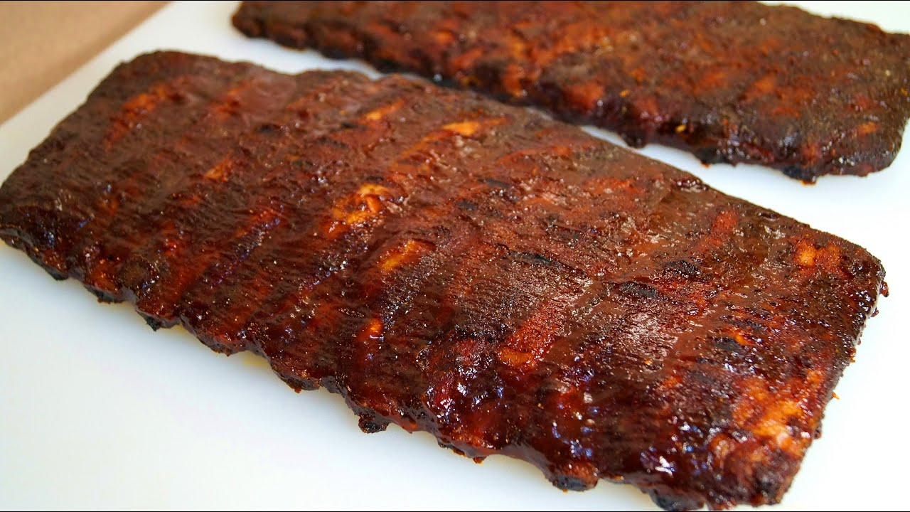 Best BBQ Ribs Ever - Recipe from AmazingRibs.com - BBQFOOD4U - YouTube