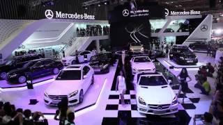 [VMS 2014] Mercedes-Benz show các siêu phẩm ở VMS