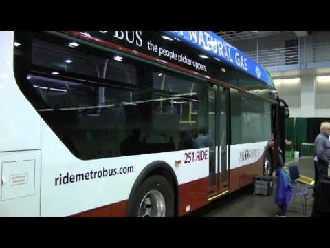 Metro Bus - Compressed Natural Gas Buses