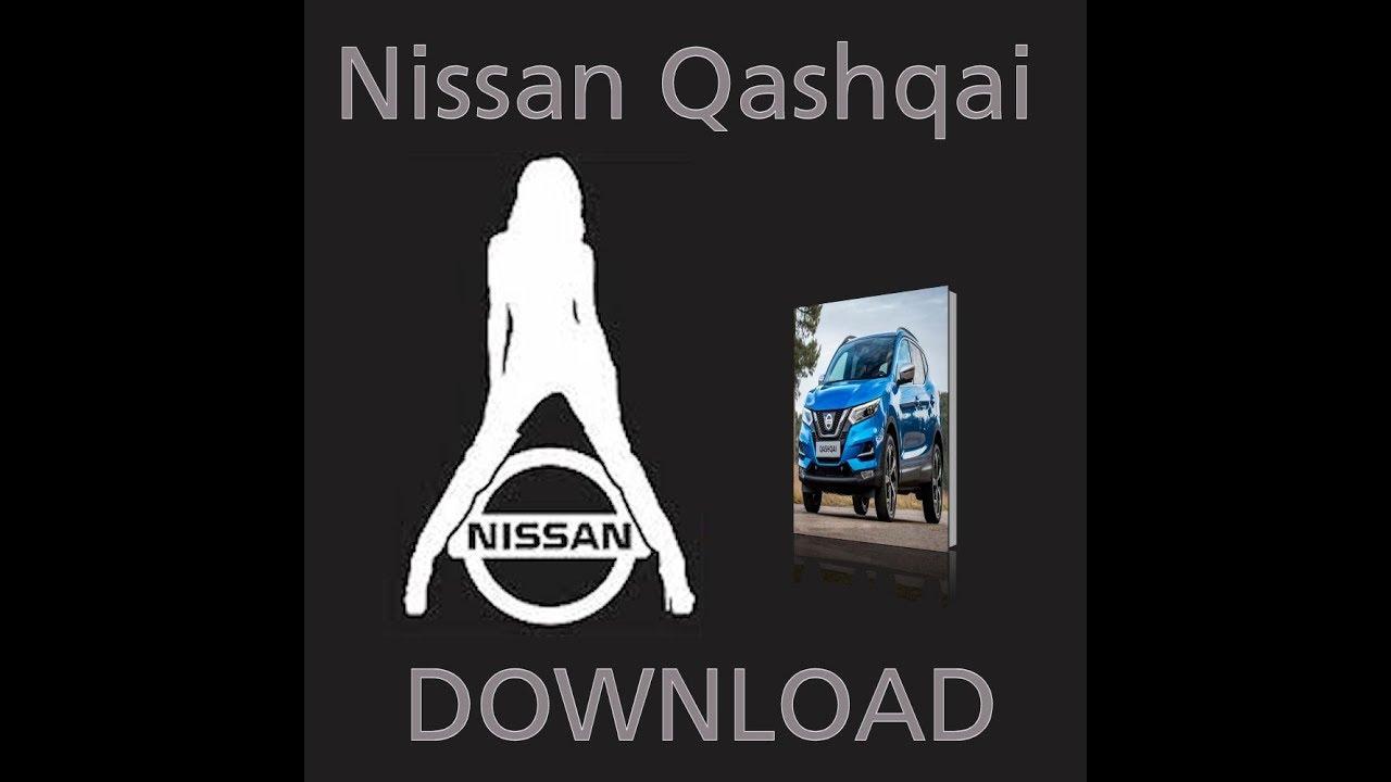 Скачать Nissan Qashqai J11 руководство по эксплуатации PDF