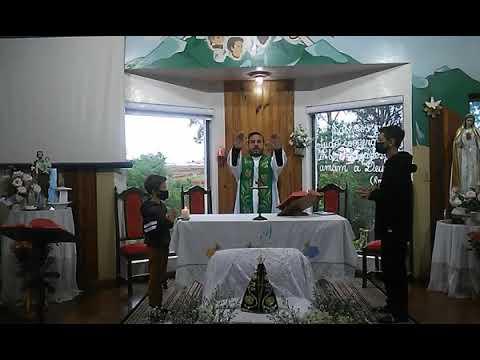 Santa Missa | 05.10.2021 | Terça-feira | Padre Fernando Silva | ANSPAZ