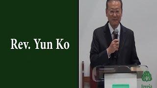 Rev. Yun Ko