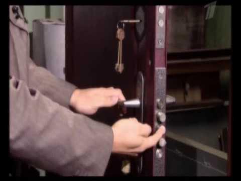 Выбор китайской двери и её вскрытие силами МЧС открывашкой. Изобретательны